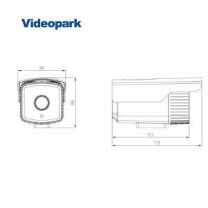 دوربین VP-IPC-IRQ2200WHFDP فروشگاه آل دیجی مالز دوربین مداربسته